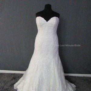 Maggie Sottero style Rosamund 6MT199 Wedding Dress